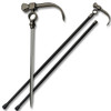 Hammer Style Walking Cane Sword
