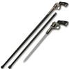 Revolver Style Handle Cane Sword Cane