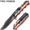 TAC-FORCE TF-809F SPRING ASSISTED KNIFE