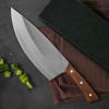 High Carbon 4Cr13 Steel 9 Inch Chef Kitchen Slicing Butcher Knife