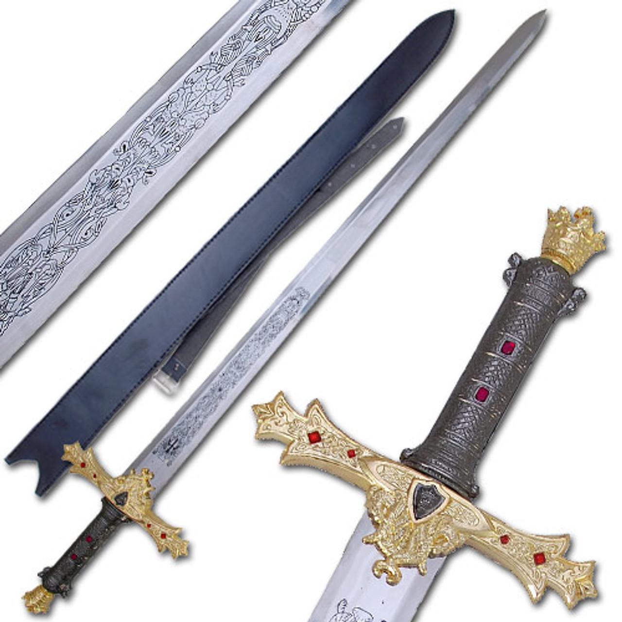 King Arthurs Excalibur Gold