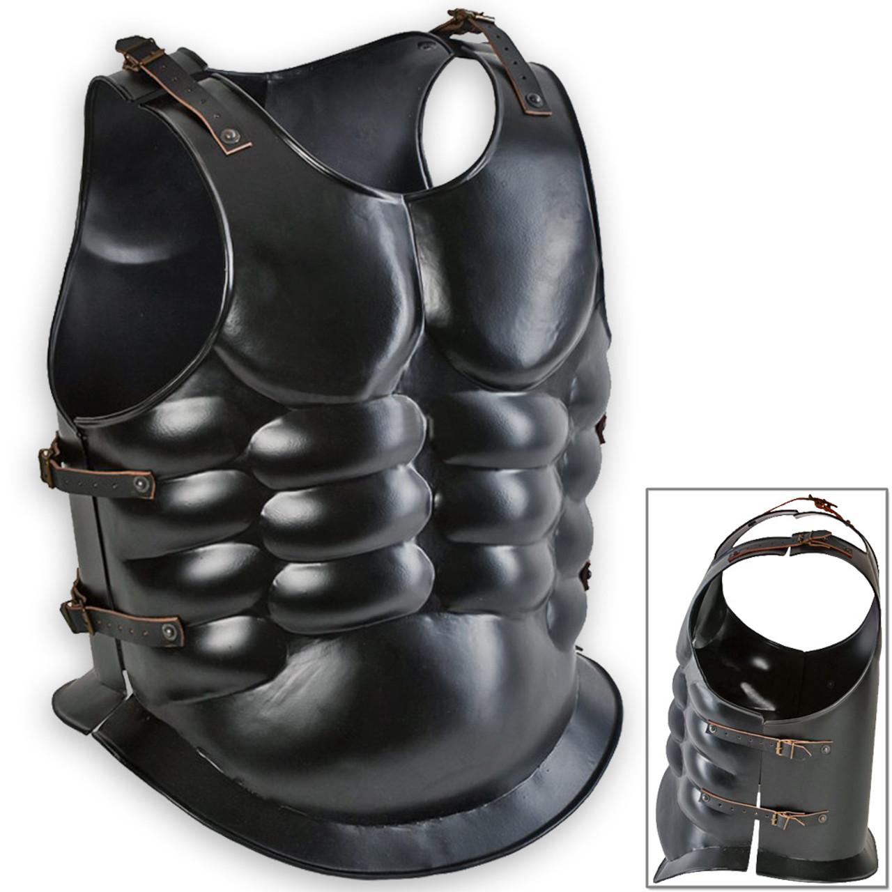 Churberg Hourglass 14th Century Armor Gauntlets Functional 18 Gauge Carbon Steel