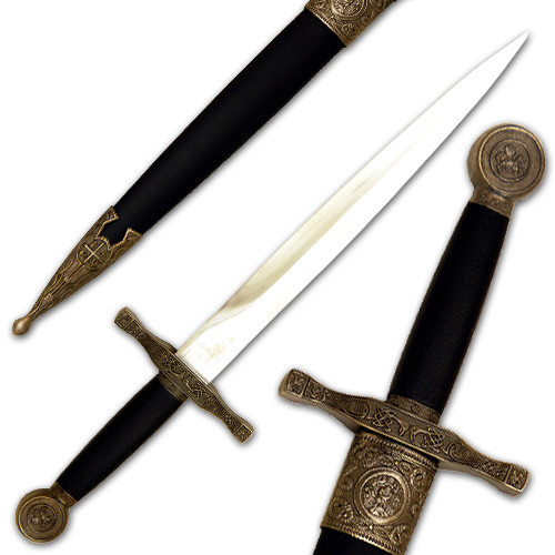 Medieval Dagger 1