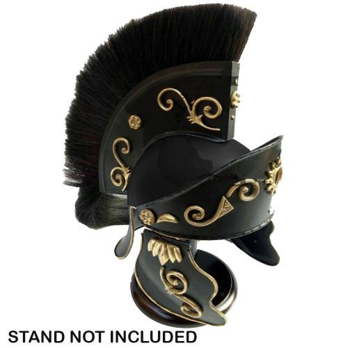 King Arthur Helmet Black