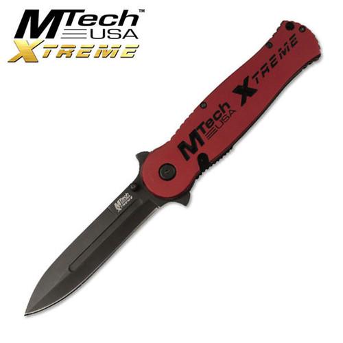 MTech XTREME USA Tactical Operations Folding Knife