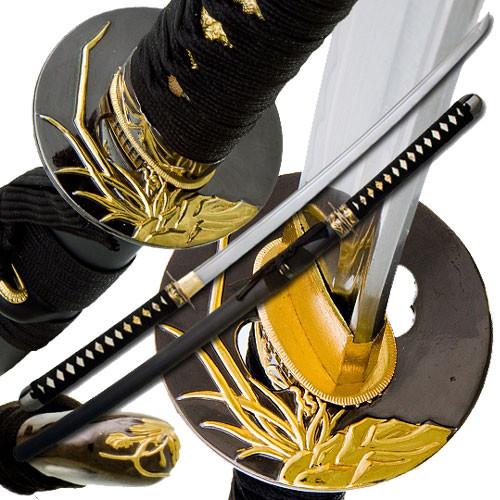 Samurai Special - Bamboo Full Tang High Carbon Steel Katana