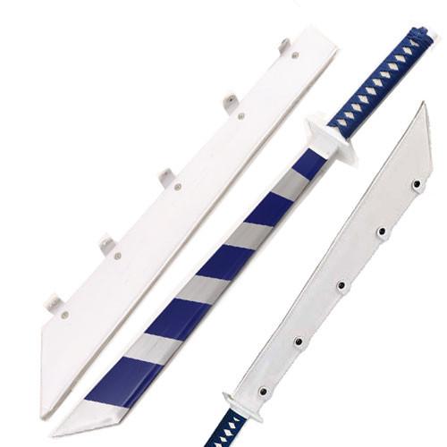 Panty Stocking with Garterbelt Stripes Sword Replica Dark Blue Anime Katana