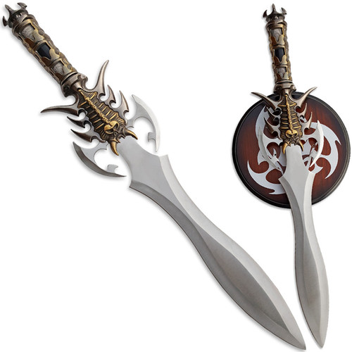Scorpion King Elder Scrolls Sword Fantasy Dagger of Craglorn Sta