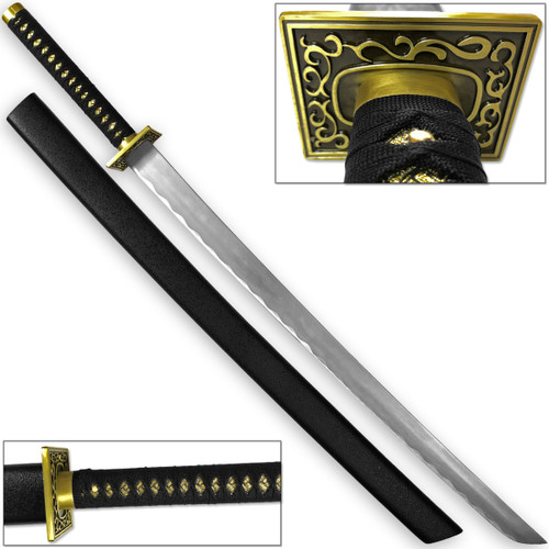 Mortal Kombat Deception Scorpion Demon Ninja Sword