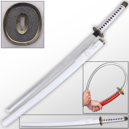 One Piece Anime FOAM Sword & Saya Wado Ichimonji