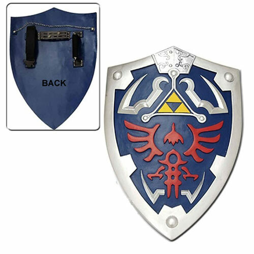 Deluxe Zelda Hylian Shield Replica