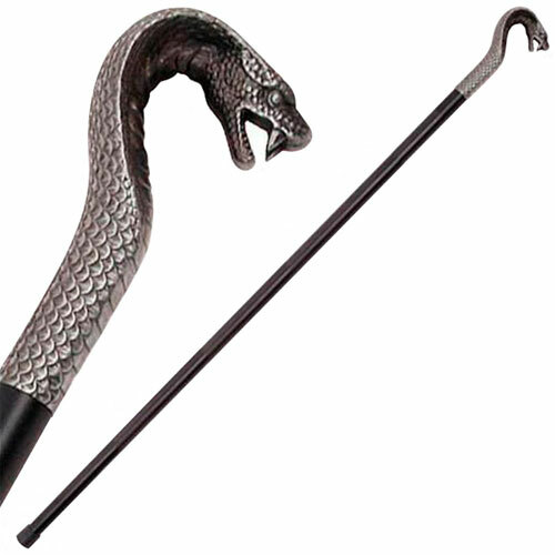 King Cobra Cane Sword (No Blade Inside)