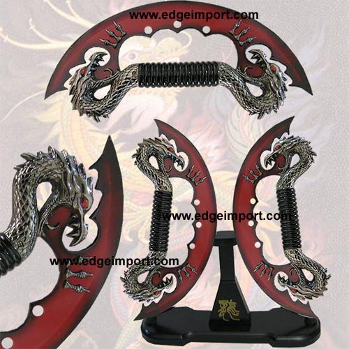 Red Duel Dragon Dagger