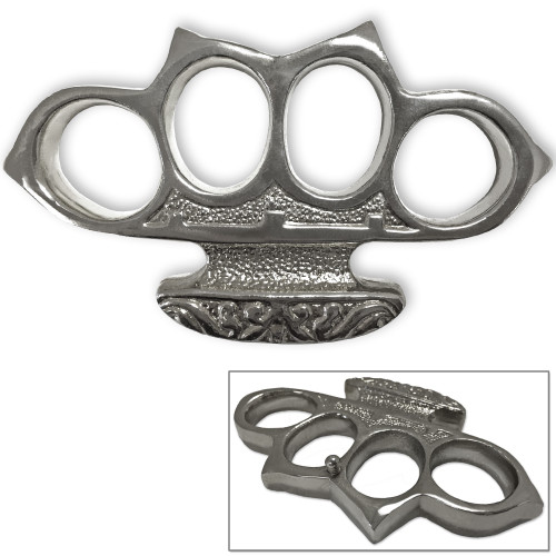 Silver Street Thugster Belt Buckle Knuckle