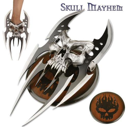 Skulle Mayhem  Dagger 6 Blade
