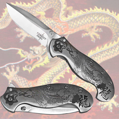 Dragon Folding Knife
