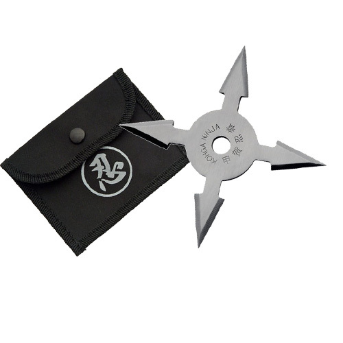 Throwing Star ( 4 Blades )