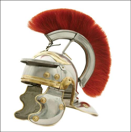 Roman Imperial Gallic Centurion Helmet