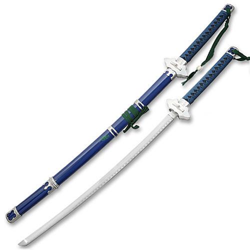 Exorcist Anime Katana Sword Replica.