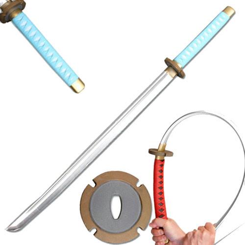 Sparkfoam Anime Foam Sword Light Blue