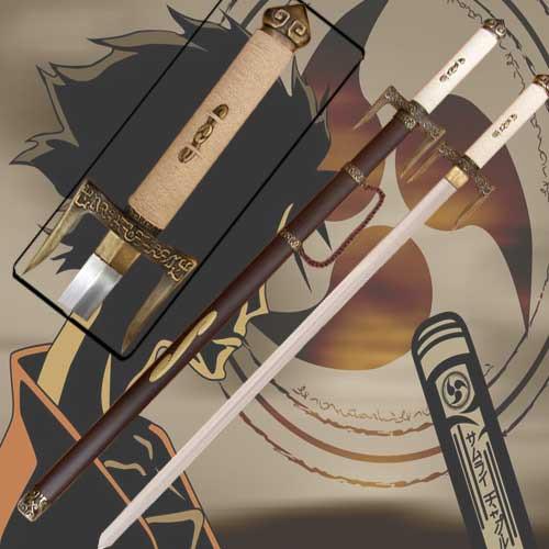 Samurai Champloo Anime Mugen's Sword | Ryukyu Kingdom