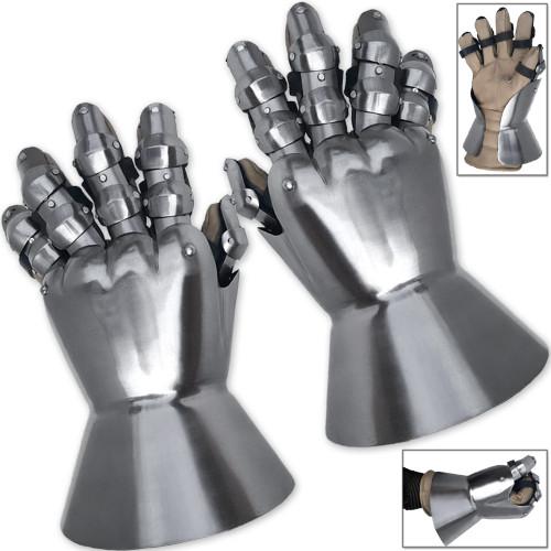 Undead Knight Cuirass 18ga Functional Armor Black Carbon