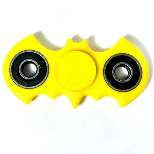 USA Yellow Batman Style Fidget Bat Fidget Hand Spinner