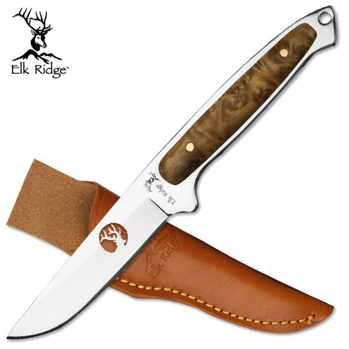 Elk Ridge Saturday Night Special Polished Knife