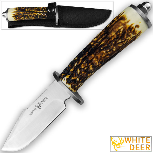 WHITE DEER Apprentice 2 9.75in Knife