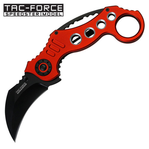 Tac-Force Tactical Karambit Assisted Open Pocket Knife