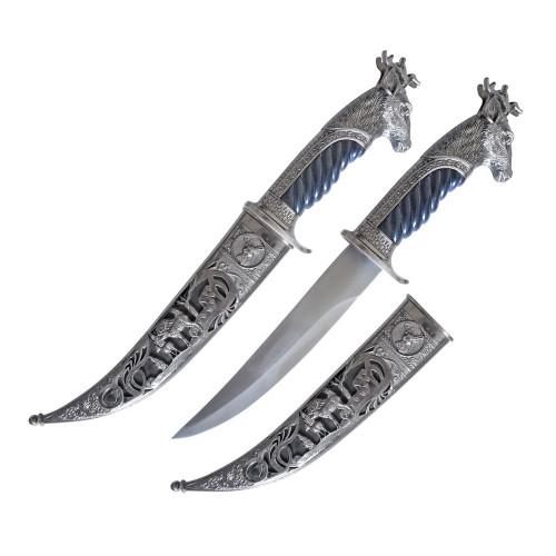 SOUTHERN DEER HEAD KNIFE