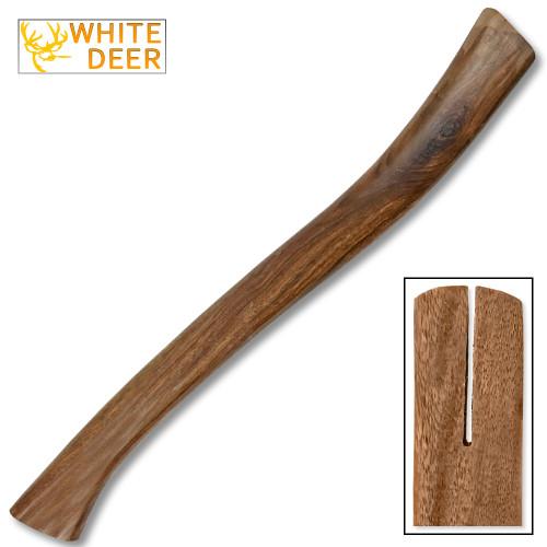 "20"" Cocobolo Wood Handle for Axe"