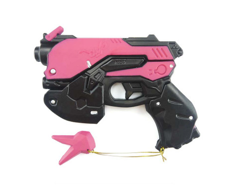 OW D.Va DVA Overwatch Gun Foam Weapons Cosplay Props PVC Toy Xmas Gift US Seller