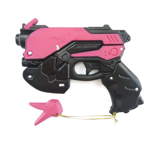 OW D.Va DVA Overwatch Gun Foam Weapons Cosplay Props PVC Toy Xmas Gift US Seller
