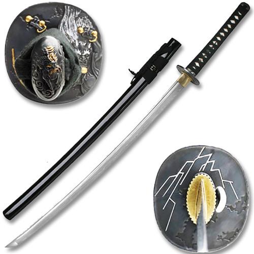 Hand Forged  Samurai Sword Blood Grove Blade