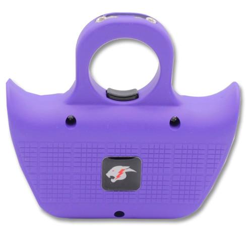 Purple CHEETAH MINI JOGGER STUN GUN