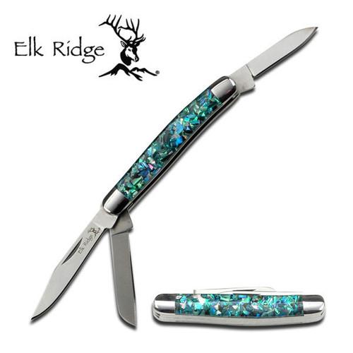 Elk Ridge ER-323SSR GENTLEMAN'S KNIFE