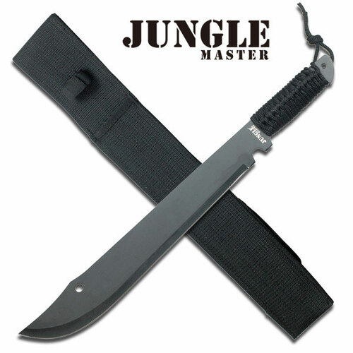 "JUNGLE MASTER JM-021 MACHETE 21"" OVERALL"