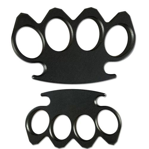 TACTICAL G10 KNUCKLE Black Belt Buckle & Knuckle