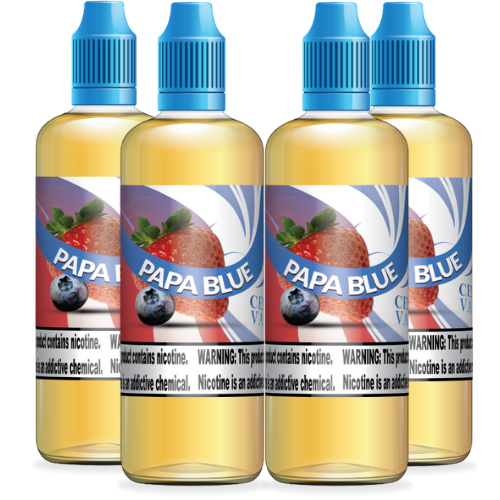 Central Vapors 1000ml Ejuice
