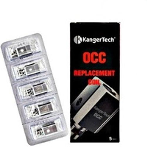 Kanger Vertical OCC Replacement Coils - 5pk