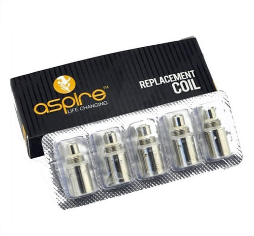 Aspire BVC Replacement Coils 5-Pack