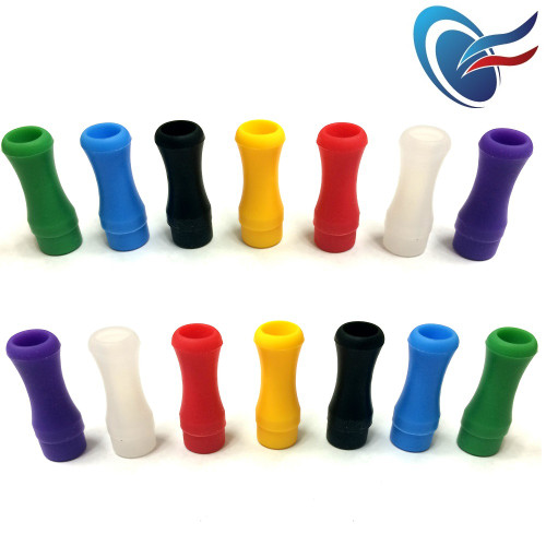 Wholesale Disposable 510 Silicone Drip Tips - Tester Tips