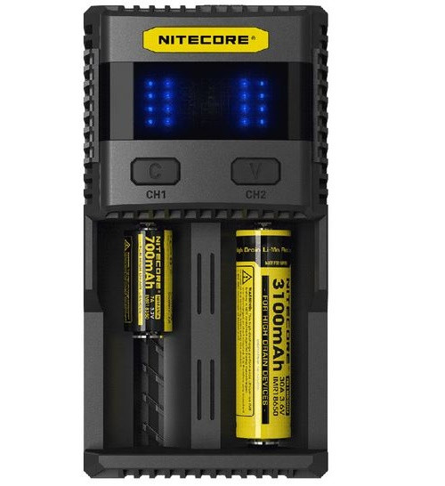 Nitecore SC2 Battery Charger