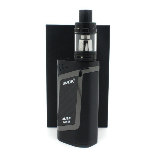 SMOK Alien 220W Box Mod Kits Wholesale | Alien 220W Black