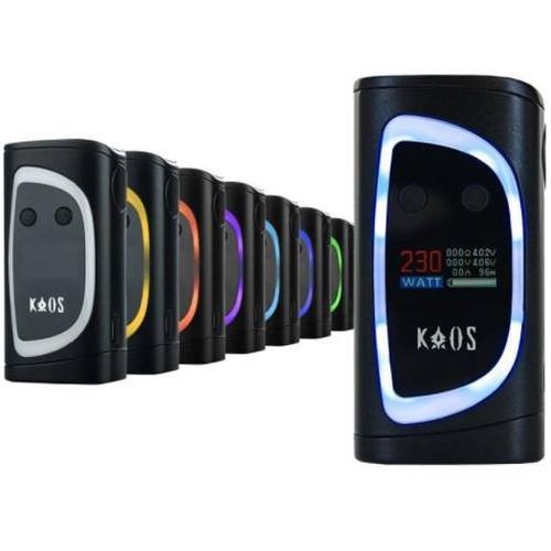 Temperature Control 230w Sigelei Kaos Spectrum Mod