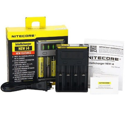 Wholesale Nitecore New i4 Battery Charger