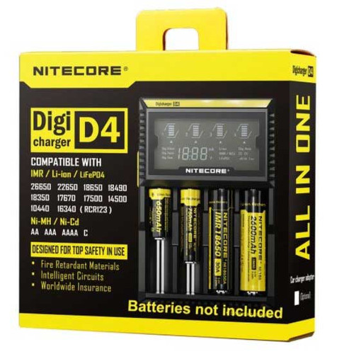 Wholesale NITECORE D2 Battery Chargers