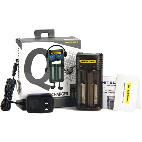 Nitecore Wholesale Q2 Battery Charger