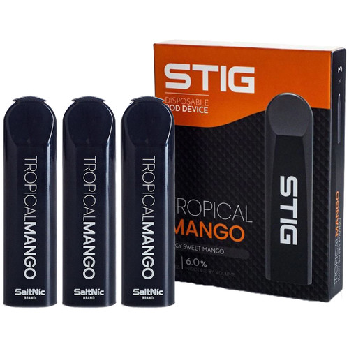 Stig Mango Disposable Vape Pod Device